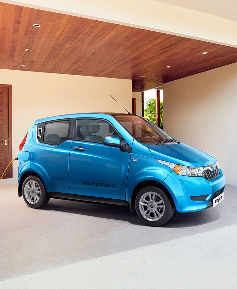 Mahindra Electric - Drive with e2oPlus