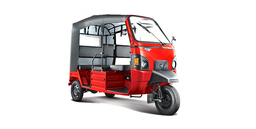 Mahindra Electric - eAlfa Mini